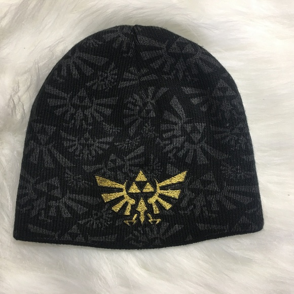0b95c6da6cb1a Legend of Zelda Twilight Princess Beanie Cap Hat. M 5c5b22e9951996a0f0ef7577